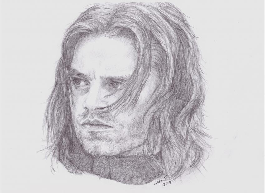 Sebastian Stan par LoriT